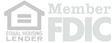 Member FDIC and Equal Housing Lender